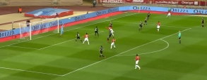 AS Monaco 1:0 Angers