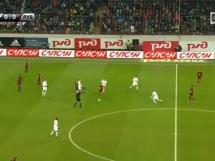 Lokomotiw Moskwa 1:0 Rubin Kazan