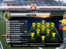 Dynamo Moskwa 2:0 FK Rostov