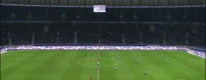 Hertha Berlin 1:2 Eintracht Frankfurt
