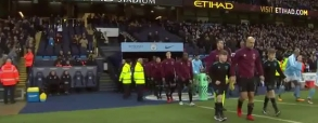 Manchester City 2:1 West Ham United