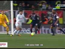 Montpellier 1:1 Olympique Marsylia