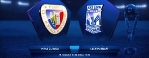 Piast Gliwice 0:0 Lech Poznań