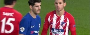Chelsea Londyn 1:1 Atletico Madryt