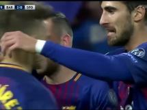 FC Barcelona 2:0 Sporting Lizbona