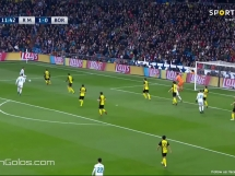 Piękny gol Ronaldo z Borussią!