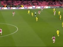 Arsenal Londyn 6:0 BATE Borysów