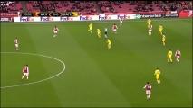 Arsenal rozgromił BATE! [Filmik]