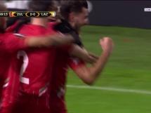 SV Zulte-Waregem - Lazio Rzym 3:2