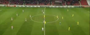 Slavia Praga 0:1 FK Astana