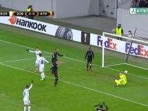 Zoria Ługańsk 0:2 Athletic Bilbao