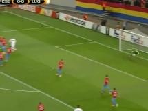 Steaua Bukareszt 1:2 Lugano