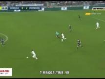 Bordeaux - Strasbourg 0:3