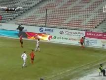 Urał Jekaterynburg 1:1 Arsenal Tula