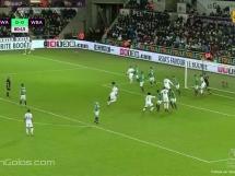 Swansea City - West Bromwich Albion 1:0