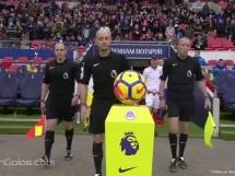 Tottenham Hotspur 5:1 Stoke City