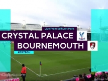 Crystal Palace 2:2 AFC Bournemouth
