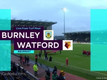 Burnley 1:0 Watford