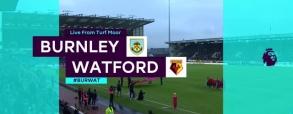 Burnley 1:0 Watford