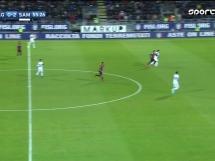 Cagliari 2:2 Sampdoria