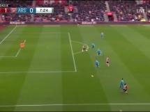 Southampton 1:1 Arsenal Londyn