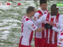 FC Koln 3:4 Freiburg