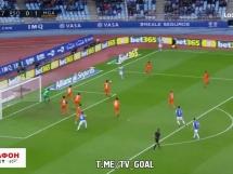 Real Sociedad 0:2 Malaga CF