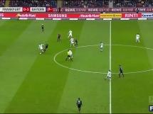 Eintracht Frankfurt 0:1 Bayern Monachium