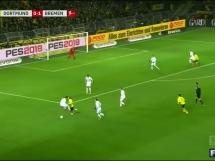 Borussia Dortmund 1:2 Werder Brema
