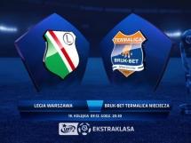 Legia Warszawa - Termalica Bruk-Bet Nieciecza 3:0