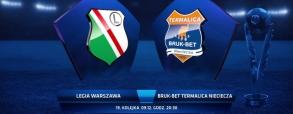 Legia Warszawa 3:0 Termalica Bruk-Bet Nieciecza