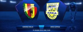 Korona Kielce 0:3 Arka Gdynia