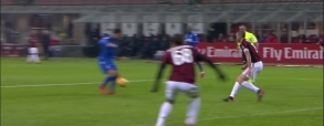 AC Milan 2:1 Bologna