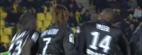 FC Nantes 1:2 Nice