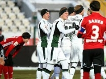 Amkar Perm 1:3 FK Krasnodar