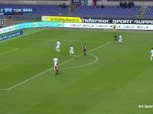 Lazio Rzym 1:3 Torino
