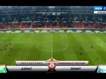 Terek Grozny - Zenit St. Petersburg 0:0