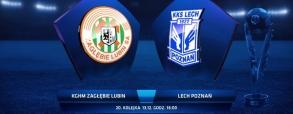 Zagłębie Lubin 0:0 Lech Poznań