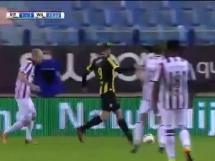 Vitesse - Willem II 2:2