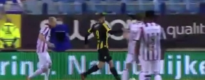 Vitesse 2:2 Willem II