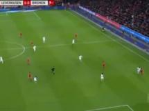 Bayer Leverkusen 1:0 Werder Brema