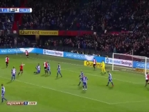 Feyenoord - Heerenveen 1:1