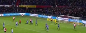 Feyenoord 1:1 Heerenveen