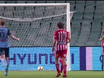 Sydney FC - Melbourne City 3:1