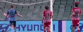Sydney FC 3:1 Melbourne City