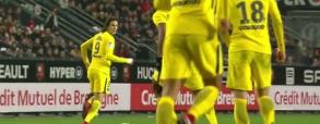 Stade Rennes 1:4 PSG