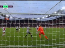 Arsenal Londyn 1:0 Newcastle United
