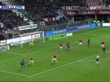 AZ Alkmaar 1:2 Ajax Amsterdam
