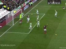 Hearts 4:0 Celtic