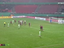 FC Nurnberg 0:2 VfL Wolfsburg